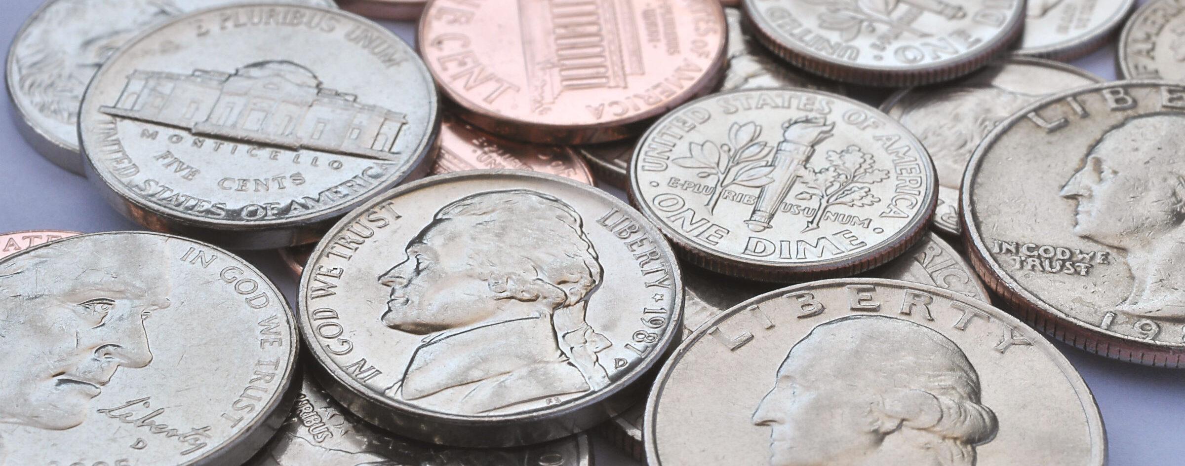 coins array