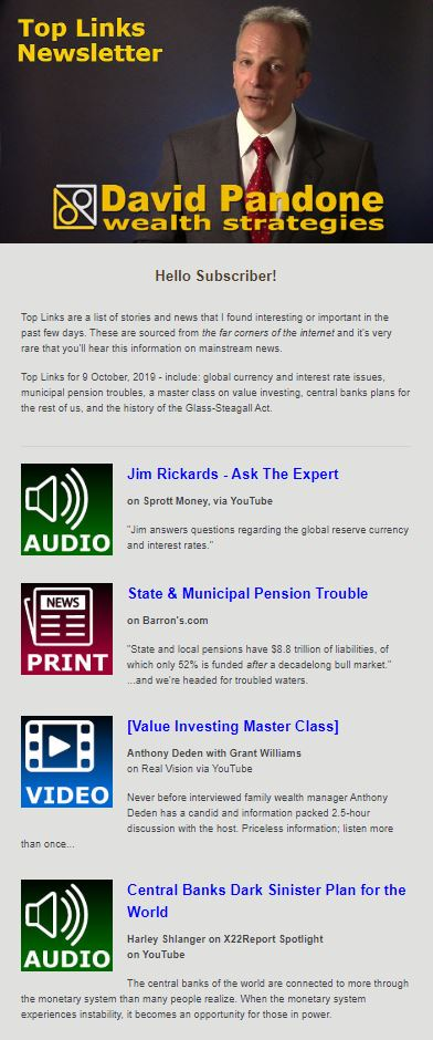 preview image of Top-Links Newsletter